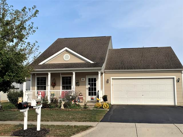 86 Richard Avenue, South Bloomfield, OH 43103 (MLS #220033887) :: CARLETON REALTY