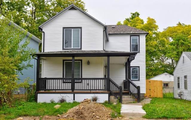 1342 Kent Street, Columbus, OH 43205 (MLS #220033900) :: Berkshire Hathaway HomeServices Crager Tobin Real Estate