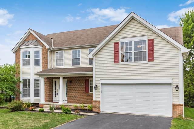 4585 Brixshire Drive, Hilliard, OH 43026 (MLS #220033941) :: Berkshire Hathaway HomeServices Crager Tobin Real Estate
