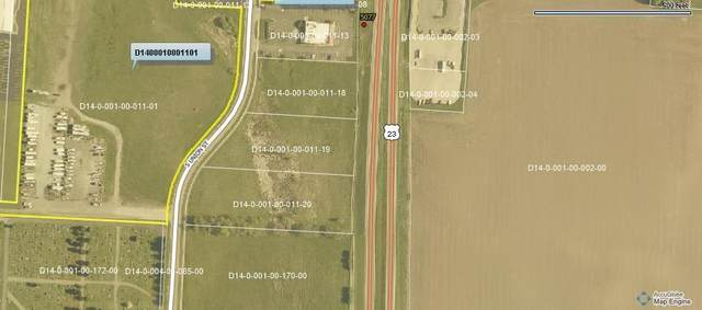 Lot 3 Us Hwy 23, South Bloomfield, OH 43103 (MLS #220033973) :: Ackermann Team
