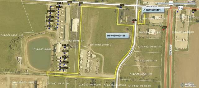 Lot 8 Union St., South Bloomfield, OH 43103 (MLS #220033983) :: The Willcut Group