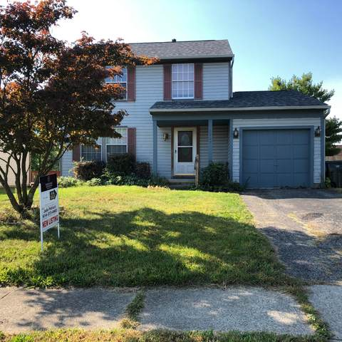 2927 Bretton Woods Drive, Columbus, OH 43231 (MLS #220033993) :: Sam Miller Team