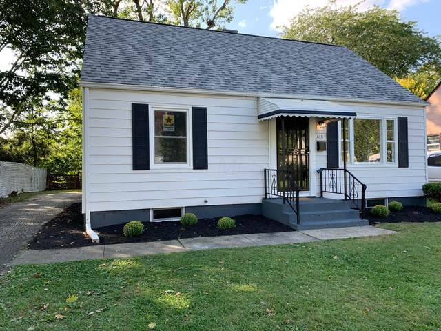613 S Ashburton Road, Columbus, OH 43213 (MLS #220033999) :: Sam Miller Team
