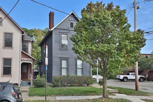 236 E 3rd Avenue, Columbus, OH 43201 (MLS #220034016) :: CARLETON REALTY