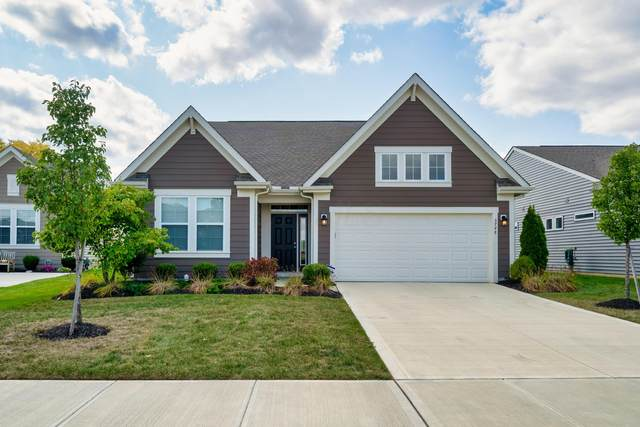 3748 Sanctuary Loop, Hilliard, OH 43026 (MLS #220034027) :: 3 Degrees Realty