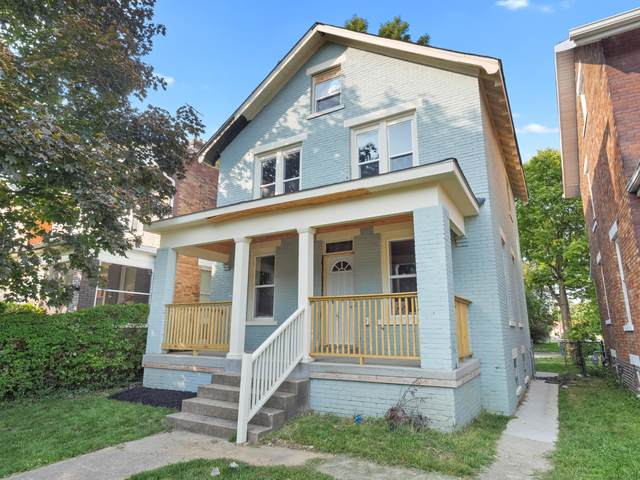 1626 Pembroke Avenue, Columbus, OH 43203 (MLS #220034036) :: The Jeff and Neal Team | Nth Degree Realty