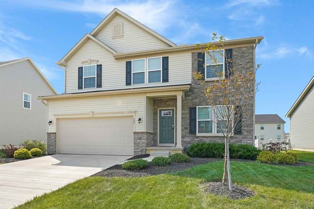 307 Ridgefield Drive, Delaware, OH 43015 (MLS #220034051) :: The Jeff and Neal Team | Nth Degree Realty