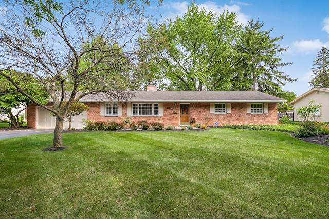 4370 Harborough Road, Columbus, OH 43220 (MLS #220034061) :: Berkshire Hathaway HomeServices Crager Tobin Real Estate