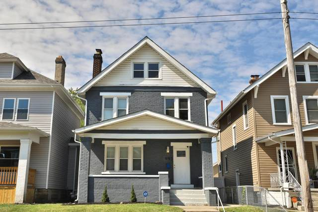 993 Linwood Avenue, Columbus, OH 43206 (MLS #220034071) :: Berkshire Hathaway HomeServices Crager Tobin Real Estate