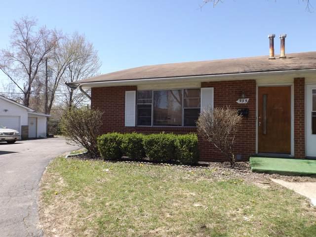 935 S Weyant Avenue #935, Columbus, OH 43227 (MLS #220034107) :: CARLETON REALTY