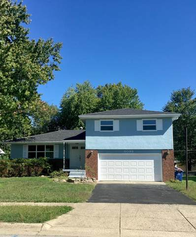5092 Riverbirch Drive N, Columbus, OH 43229 (MLS #220034151) :: The Willcut Group