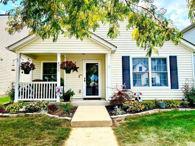 6311 Lehman Road, Canal Winchester, OH 43110 (MLS #220034157) :: The Raines Group
