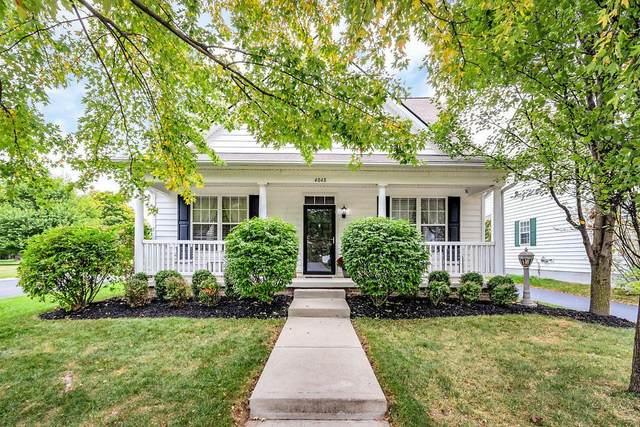 4048 Peregrine Pass Drive, Columbus, OH 43230 (MLS #220034236) :: Signature Real Estate