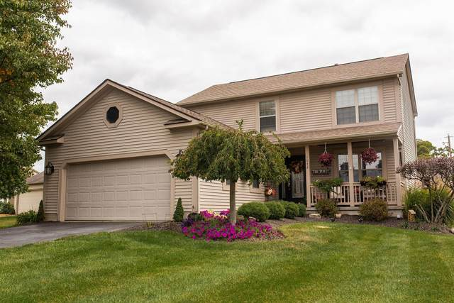 1042 Empire Drive, Newark, OH 43055 (MLS #220034239) :: RE/MAX ONE