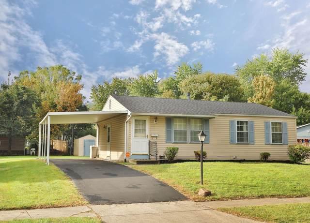 5419 Baynard Drive, Columbus, OH 43232 (MLS #220034290) :: Signature Real Estate
