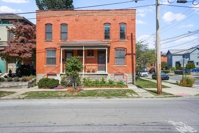 172 W 1st Avenue, Columbus, OH 43201 (MLS #220034324) :: The Holden Agency