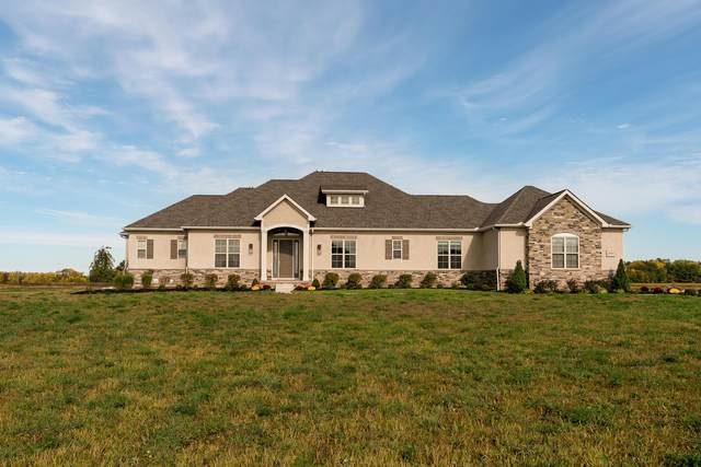 8664 Patterson Road, Hilliard, OH 43026 (MLS #220034326) :: The KJ Ledford Group