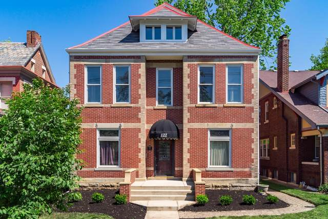 122 W 2nd Avenue, Columbus, OH 43201 (MLS #220034331) :: The KJ Ledford Group