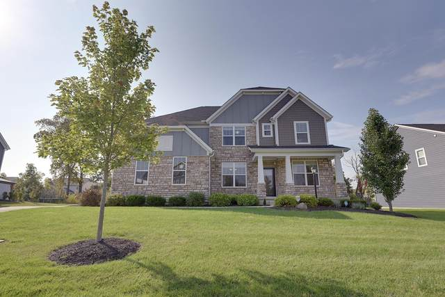 6144 Brookview Manor Drive, Galena, OH 43021 (MLS #220034333) :: The KJ Ledford Group
