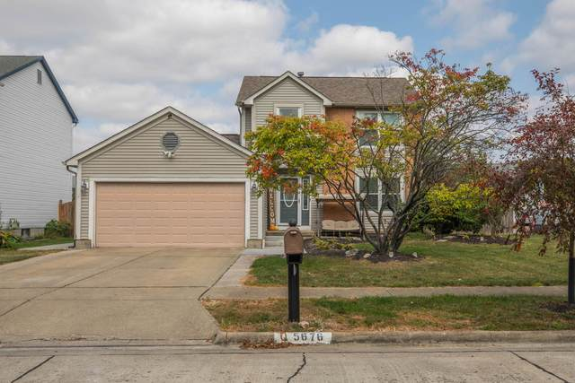 5676 Converse Court, Hilliard, OH 43026 (MLS #220034343) :: The Holden Agency