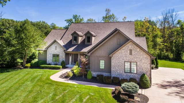 2305 Wildcat Run Court, Powell, OH 43065 (MLS #220034360) :: The KJ Ledford Group