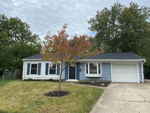 485 Bahama Circle, Marion, OH 43302 (MLS #220034366) :: Berkshire Hathaway HomeServices Crager Tobin Real Estate