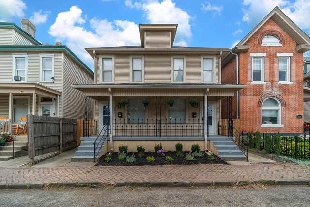 542-544 Elsmere Street, Columbus, OH 43206 (MLS #220034422) :: The Raines Group