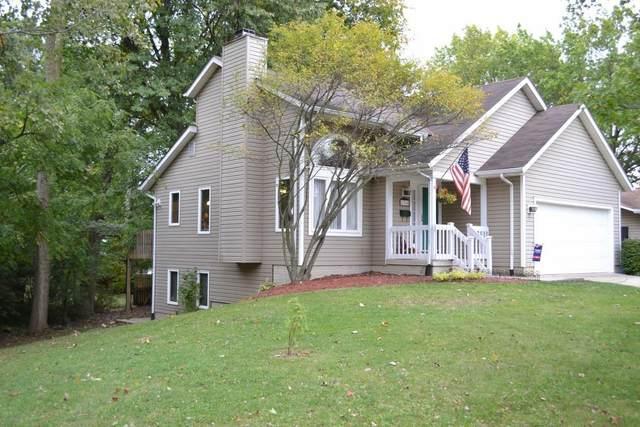 814 Pinehurst Drive, Marysville, OH 43040 (MLS #220034424) :: Signature Real Estate