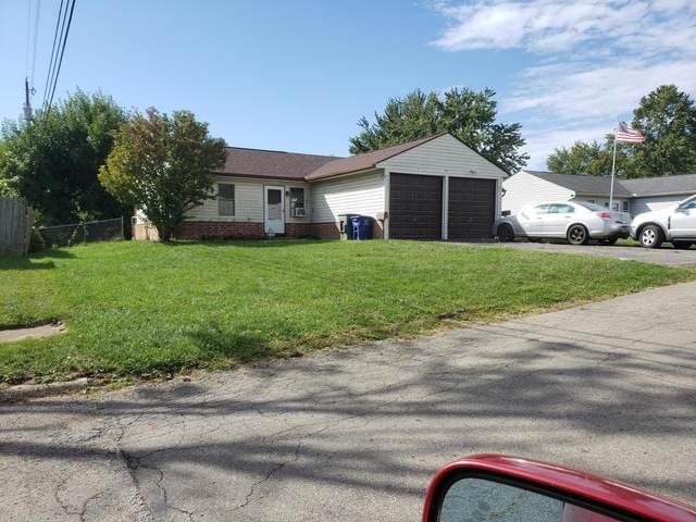 3145 Ridge Avenue, Columbus, OH 43204 (MLS #220034425) :: The Willcut Group