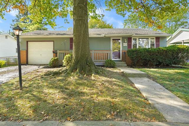 1421 Burnley Court, Columbus, OH 43229 (MLS #220034434) :: The Willcut Group
