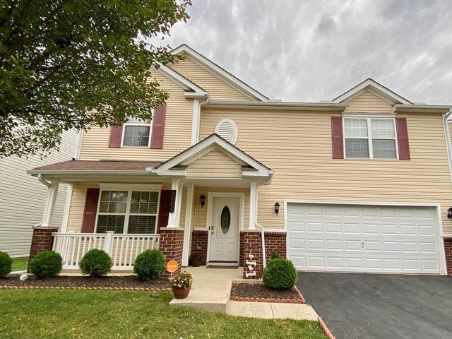 8002 Beardsley Avenue, Blacklick, OH 43004 (MLS #220034439) :: The Willcut Group