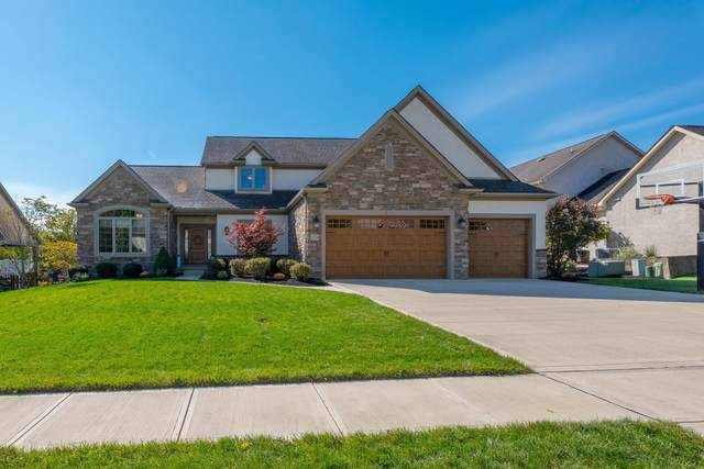 2736 Coltsbridge Drive, Lewis Center, OH 43035 (MLS #220034441) :: The KJ Ledford Group