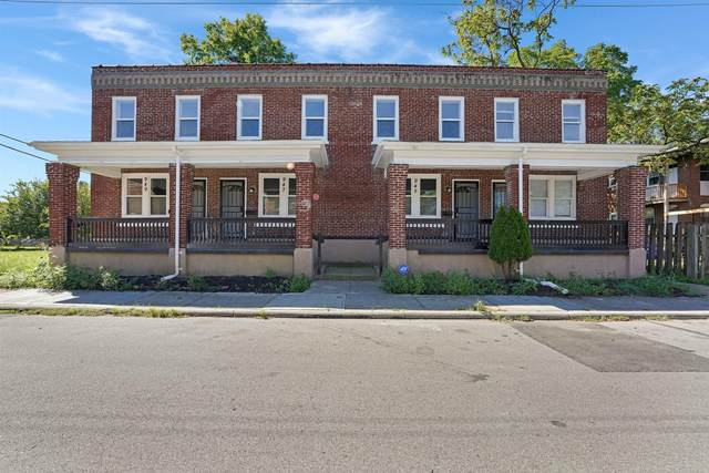 945 Mcallister Avenue, Columbus, OH 43205 (MLS #220034453) :: Berkshire Hathaway HomeServices Crager Tobin Real Estate