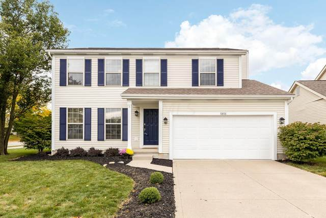 5856 Oldenburgh Way, Dublin, OH 43016 (MLS #220034464) :: The Jeff and Neal Team | Nth Degree Realty