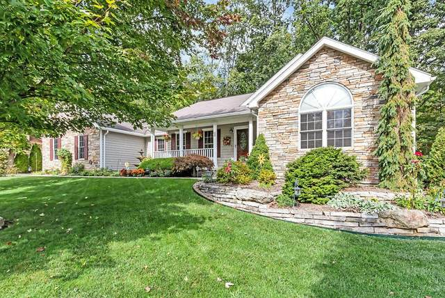 64 Buckeye Drive, Powell, OH 43065 (MLS #220034474) :: The Jeff and Neal Team | Nth Degree Realty