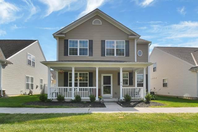 6149 Foxmeadow Drive, Westerville, OH 43081 (MLS #220034478) :: Keller Williams Excel