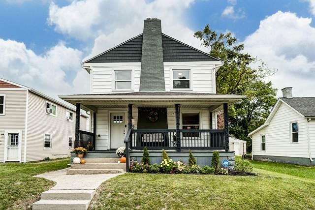 786 Ann Street, Columbus, OH 43206 (MLS #220034483) :: The Holden Agency