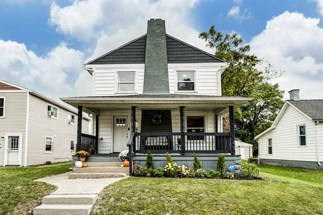 786 Ann Street, Columbus, OH 43206 (MLS #220034483) :: The Willcut Group