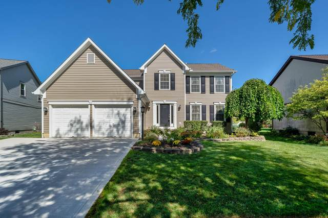 2947 Honeysuckle Lane, Hilliard, OH 43026 (MLS #220034485) :: Exp Realty