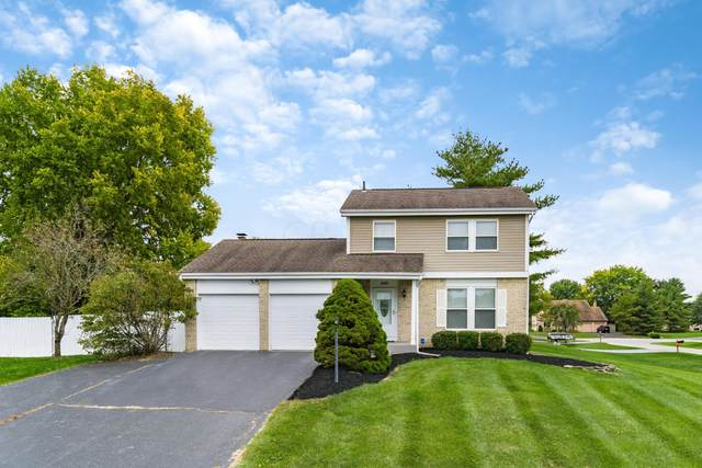 9695 Meadow Wood Drive, Pickerington, OH 43147 (MLS #220034487) :: Exp Realty