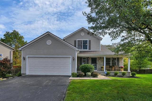 3224 Jared Court, Columbus, OH 43219 (MLS #220034489) :: The Holden Agency
