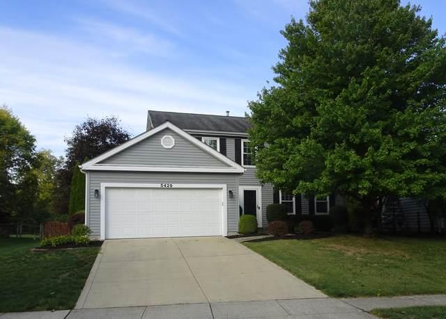 5429 Dexter Falls Road, Columbus, OH 43221 (MLS #220034491) :: Signature Real Estate