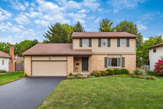 7042 Roundelay Road N, Reynoldsburg, OH 43068 (MLS #220034519) :: The Jeff and Neal Team | Nth Degree Realty