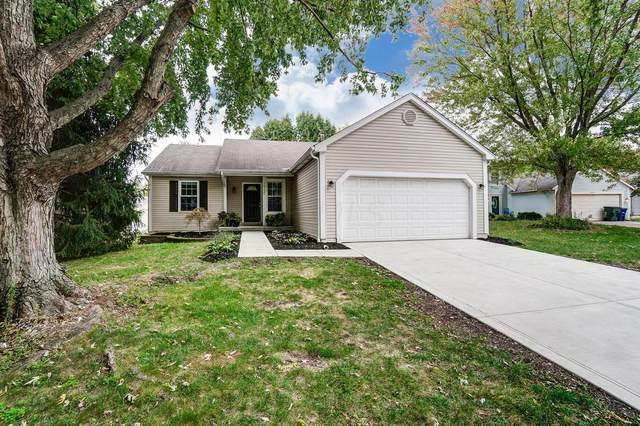 7960 Liber Court, Westerville, OH 43081 (MLS #220034539) :: CARLETON REALTY