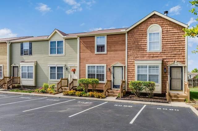5092 Stoneybrook Boulevard 1E, Hilliard, OH 43026 (MLS #220034562) :: The Holden Agency