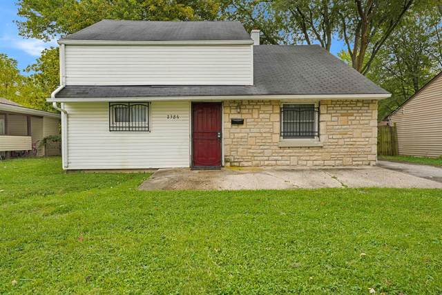 2386 Century Drive, Columbus, OH 43211 (MLS #220034579) :: Exp Realty