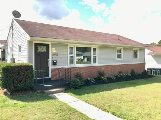1803 Marrose Drive, Lancaster, OH 43130 (MLS #220034592) :: The Holden Agency