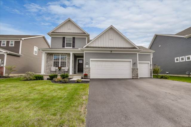 6525 Emerald Ash Drive, Powell, OH 43065 (MLS #220034618) :: MORE Ohio