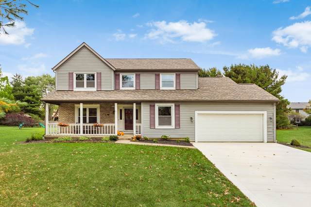 11170 Huntington Way NW, Pickerington, OH 43147 (MLS #220034620) :: Dublin Realty Group