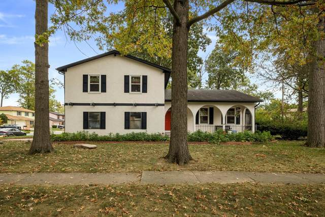 4932 Lyle Road, Columbus, OH 43229 (MLS #220034632) :: The Holden Agency